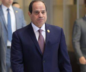 السيسي يوجه بصرف 200 ألف جنيه لأسرة كل شهيد.. و50 للمصابين بحادث العريش