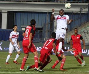الزمالك يفوز على المنيا 1 / 0 ويصعد لدور الـ16 بكأس مصر (فيديو)