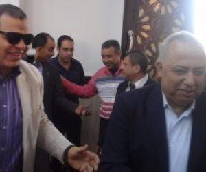 """سعفان يفتتح مبادرة """"مصر أمانة بين إيديك"""" بالصالحية الجديدة في الشرقية"""