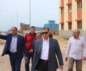"""محافظ كفر الشيخ لـ""""المواطنين"""": أزمة الإسكان ستنتهي"""