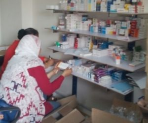 الرقابة الإدارية تضبط ممرضتين استولتا على 4 ملايين جنيه من صرف الأدوية