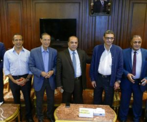 رئيس قضايا الدولة: برنامج قائمة محمود طاهر يدعو للفخر