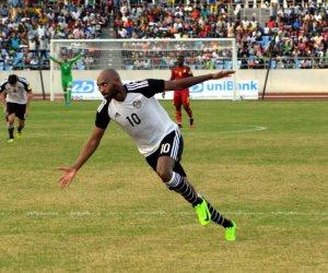 شيكابالا يقود مصر للتعادل مع غانا في تصفيات كأس العالم (فيديو)
