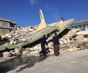 زلزال بقوة 5.6 درجة ريختر يضرب «نيكاراجوا» بدون خسائر