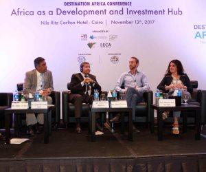 معرض الصناعات النسيجية في إفريقيا ينجح في إعادة مصر على الخارطة الصناعية في القارة الإفريقية