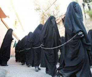 المرأة التي كرمها الله.. موؤدة في الجاهلية وجارية عند الجماعات الإرهابية