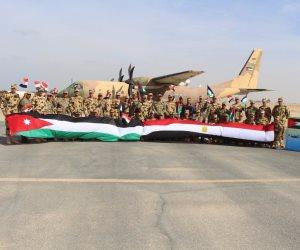 """الجيشان المصري والأردني ينفذان التدريب المشترك """"العقبة 3"""" (صور)"""