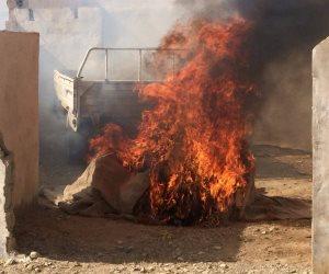 سكاي نيوز: مقتل 30 إرهابيا في حملة مداهمات بوسط سيناء
