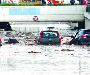 اليونان: ارتفاع حصيلة قتلى الفيضانات إلى 19 شخصا