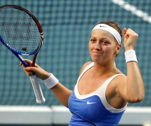 غلق التحقيقات حول حادث طعن لاعبة التنس بترا كفيتوفا