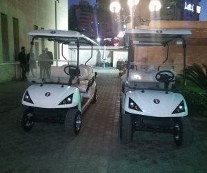 طاهر يوفر عربات خاصة لكبار السن ولذوي الاحتياجات الخاصة