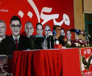 5 رسائل من محمود طاهر إلى أعضاء الأهلي.. تعرف عليها