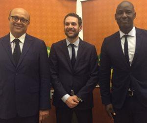 الاتحاد الأوغندي يهنىء عمرو فهمي بعد اختياره أميناً للكاف
