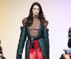 صمم AVTANDIL بأسبوع الموضة بجورجيا أحدث أطلالات خريف شتاء 2017_2018