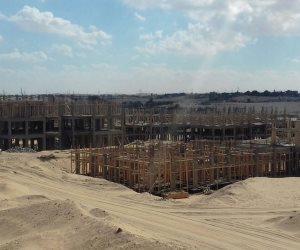 4340 وحدة إسكان اجتماعي في شرق بورسعيد (صور)