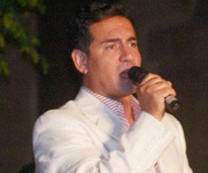 محمد ثروت على المسرح الكبير بمناسبة المولد النبوي