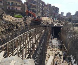 وزارة الري: تنفيذ مشروعات بتكلفة 183 مليون جنيه بمحافظة الشرقية