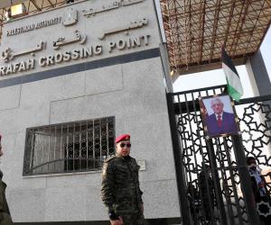 مصر تقرر فتح معبر رفح لاستقبال الحجاج الفلسطينين