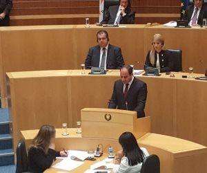 أبرزها أرفع وسام وزيارة البرلمان.. تفاصيل زيارة السيسي إلى قبرص