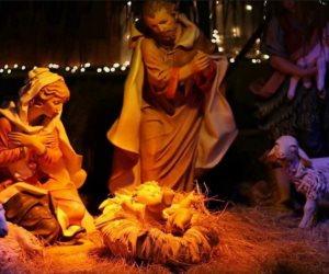 أقباط شمال سيناء يقضون عيد الميلاد في مطرانية العريش