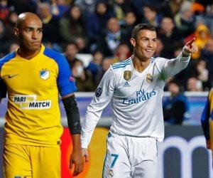 دوري أبطال أوروبا..ريال مدريد يتأهل لدور الـ16 بسداسية في شباك أبويل (فيديو)