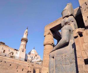 """وزير الآثار يفتتح اليوم """"قدس الأقداس"""" بمعبد حتشبسوت فى الأقصر بعد انتهاء ترميمه"""