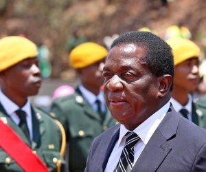 استعدادات في زيمبابوي قبل حلف الرئيس الجديد اليمين