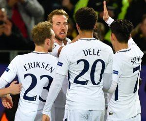 رسميا.. توتنهام فى دوري أبطال أوروبا ويزيح ليفربول من المركز الثالث