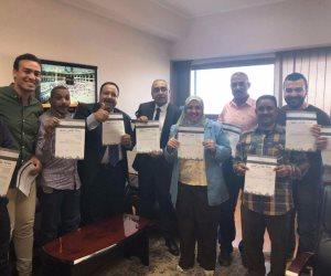 """بـ8 آلاف توقيع.. موظفو الطيران المدني ينضمون لحملة """"علشان تبنيها"""""""