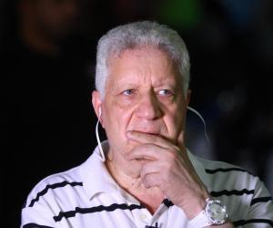 مرتضي منصور :أعضاء الزمالك لايريدون هانى العتال