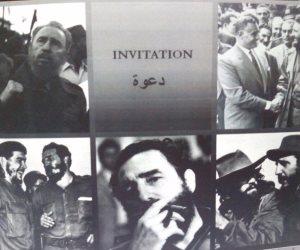 """""""كاسترو والثورة"""".. معرض بمناسبة الذكرى الأولى لوفاة زعيم كوبا"""
