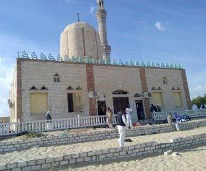 مقتل 15 إرهابيا متورطا بحادث مسجد الروضة الإرهابي في اشتباكات مع الأمن