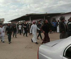 ارتفاع حصلية ضحايا تفجير مسجد الروضة في العريش لـ 184 شهيدا