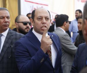 أحمد سليمان يستغيث بوزير الرياضة بعد إيقاف عضويته