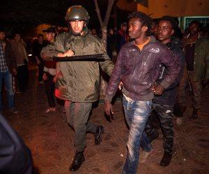 القوات المغربية تسيطر على اشتباكات بين سكان من الدار البيضاء ومهاجرين أفارقة (صور)