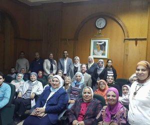 ورشة عمل للباحثين الراغبين في النشر العلمي بعلوم الإسكندرية (صور)