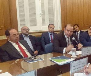 رئيس البورصة يلتقي بجمعية رجال الأعمال بالإسكندرية