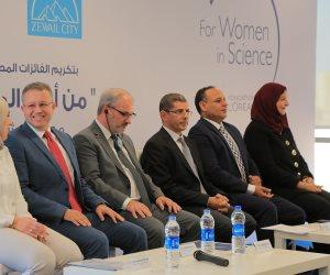 الرئيس التنفيذي لمدينة زويل: المناصب التي تتولاها المرأة بمصر في مجال البحوث لا تتعدي 11%