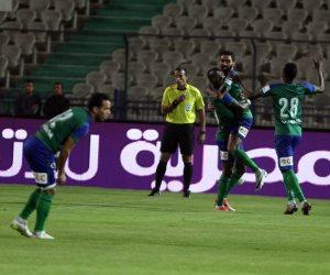 المقاصة يفوز على المقاولون العرب (1-0) (فيديو)