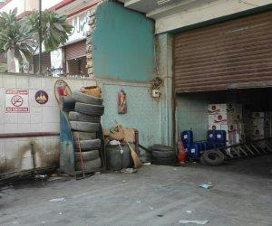 البنزين جنب النار في الغربية.. والأهالي يستغيثون (صور)