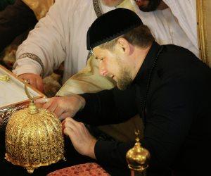 يحتفظ بخصلة من شعر النبي.. 10 معلومات عن رئيس الشيشان رمضان قاديروف