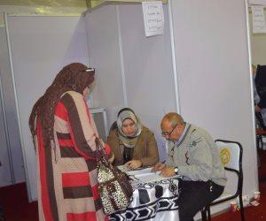 انتخابات بلدية المحلة .. اقبال متوسط من الأعضاء (صور)