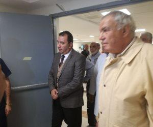 صحة الأقصر: جناح مستشفى حميات الحبيل يستقبل مرضى الغسيل الكلوي فيروس B