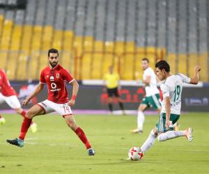 75 دقيقة.. وليد سليمان يحرز الهدف الثاني للأهلي والمصري يفشل في التسجيل (فيديو)