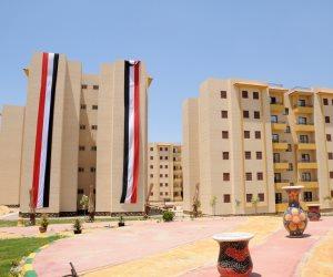 الحكومة تنفذ خطط لتطوير 4 محاور رئيسية بمدينة 6 أكتوبر (فيديو وصور)