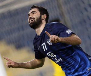 السورى عمر خريبين أفضل لاعب فى أسيا 2017