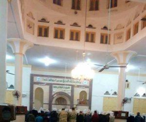 أول صورة لمسجد الروضة بعد تجديده