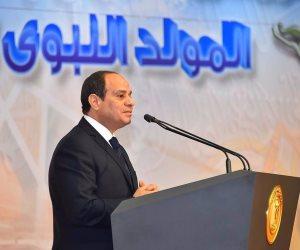 الرئيس السيسي يخصص أراض لإقامة مشروعات بمحافظة الأقصر