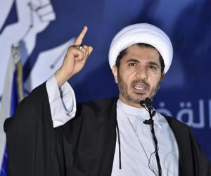 خلال جلسة محاكمته.. زعيم المعارضة الشيعية بالبحرين يرفض اتهامه بالتخابر مع قطر