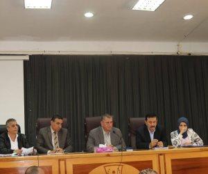 المحافظ يناقش 38 شكوى لأهالى كفر الشيخ خلال اللقاء الأسبوعي (بالصور)